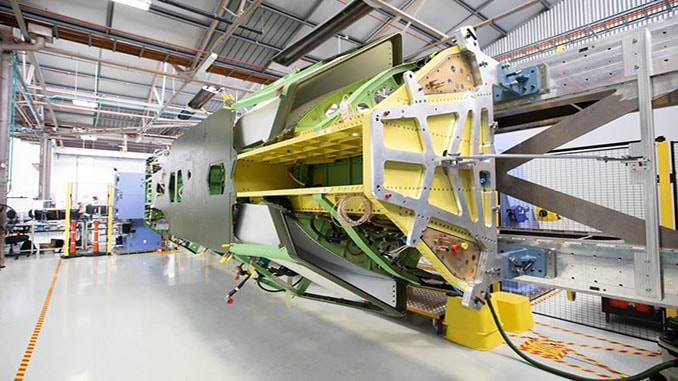 Boeing Completes First Airpower Teaming System UAV Fuselage For RAAF