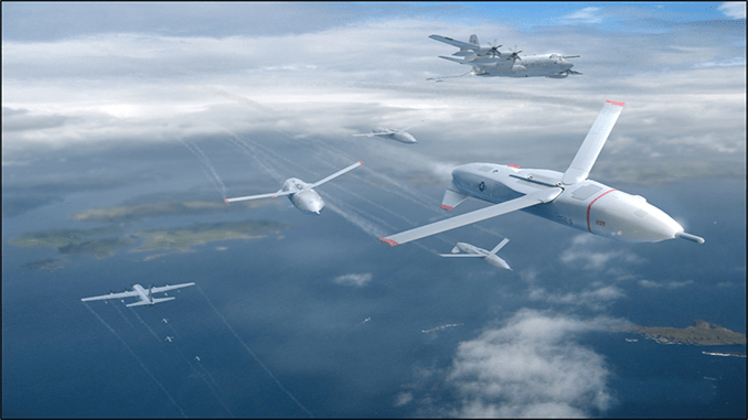 RAF To Launch Swarming Drone Squadron In April
