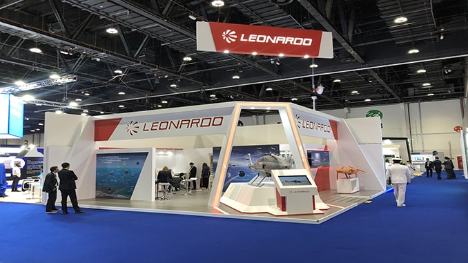 Leonardo Exhibits Its Evolving Unmanned Solutions At UMEX 2020