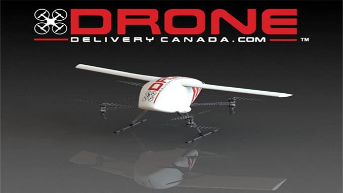 Drone Delivery Canada Announces Its Robin XL With Automatic Cargo Deployment Capabilities
