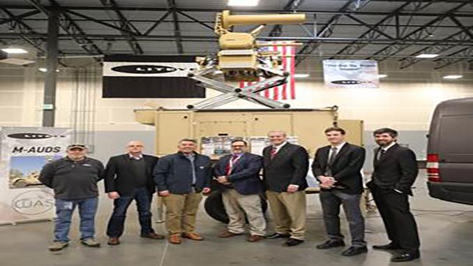 US Senator Cory Gardner Visits Liteye Systems to Discuss Counter UAS Solutions
