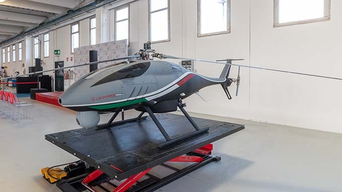 Leonardo Extends Its Training Services Capabilities To UAS