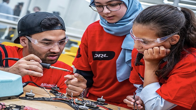 Drone Racing League Launches DRL Academy to Provide Innovative, Digital Education