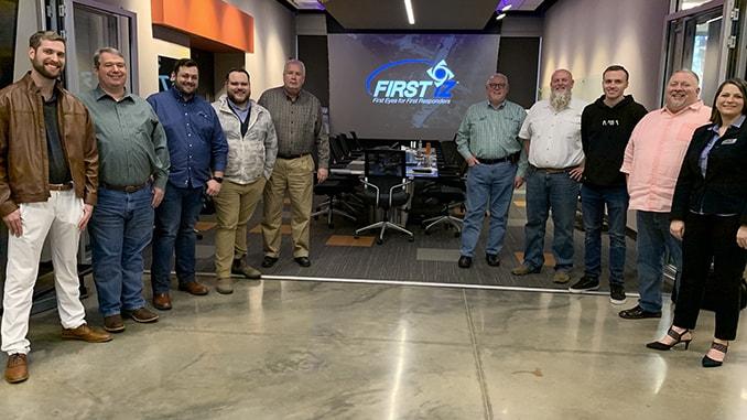 FIRST iZ(TM) announces partnership with Hush Aerospace