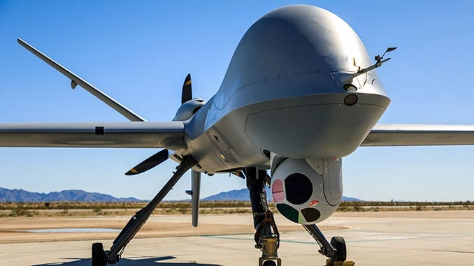 GA-ASI and L3Harris Technologies Successfully Integrate WESCAM MX-20 onto MQ-9