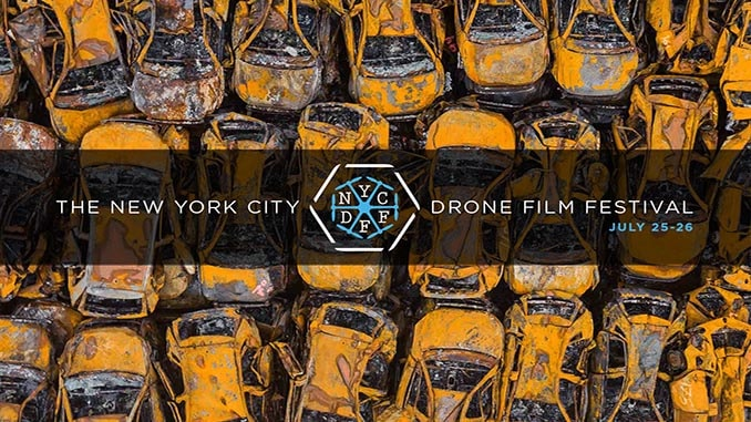 Jaw-Dropping Drone Films Returning to Big Screen in New York