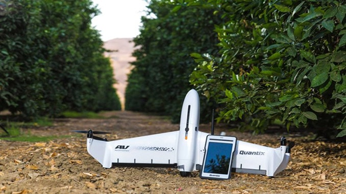 AeroVironment And Draganfly Announce Agreement For Distribution Of Quantix Mapper