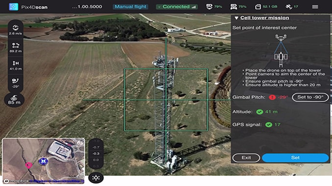 Pix4D Announces A New Generation Of Tools For Photogrammetry Drone Mapping And Analytics