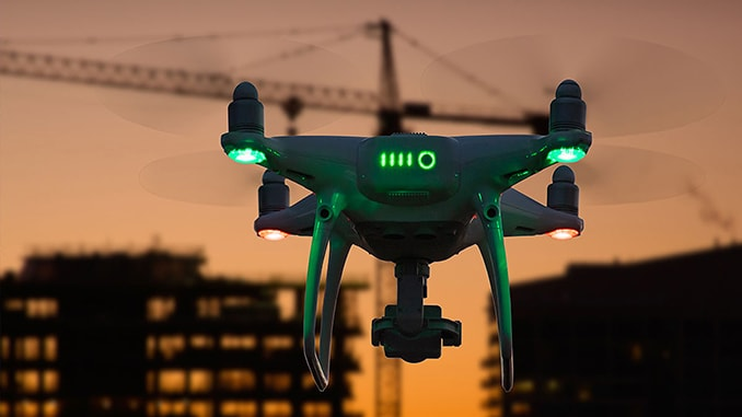 Autonomous Drones Are First Line Of Defense In Global Health Disasters