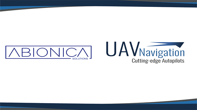 Abionica Solutions And UAV Navigation Works Together In UAV Certification