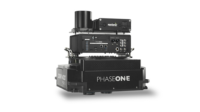 Phase One Industrial Redefines Large Format Aerial Imaging -- Launches 280MP Aerial Solution