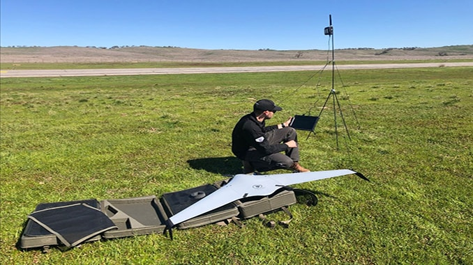 C-Astral ATLAS C4EYE Mini UAS For ISR Missions Successfully Flown At USSOCOM