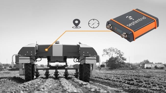 GNSS Heading Just Got More Efficient With Septentrio's AsteRx SB ProDirect