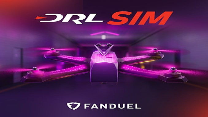 DRL and FanDuel Announce First-Ever Fantasy Sports Partnership for Player-to-Pilot Esports Tournament