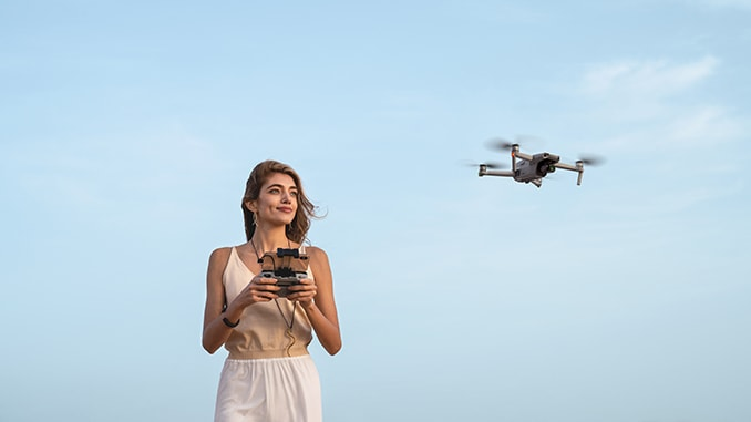 Get Ready To Up Your Creative Game With The New DJI Mavic Air 2