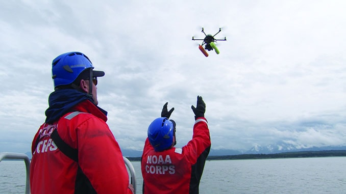 NOAA Launches Program To Support And Expand Agency's Use Of UAS