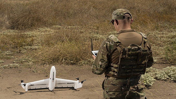 AeroVironment Unveils Quantix™ Recon, Fully-Automated Hybrid Vertical Takeoff and Landing