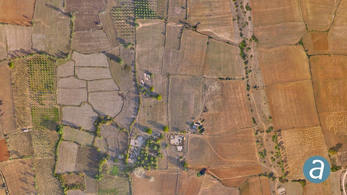SimActive Involved in the Mapping of a UNESCO Archeological Site