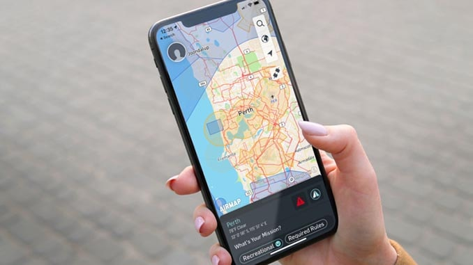 Australian Civil Aviation Safety Authority (CASA) Selects AirMap as an Official Drone Safety App