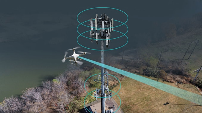Rakuten Mobile Using AirMap's TowerSight Solution to Inspect Base Station Sites with Drones