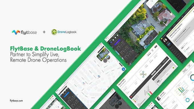 FlytBase And DroneLogBook Partner To Simplify Live Remote Drone Operations