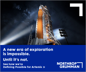 Northrop Grumman supports NASA's Artemis program