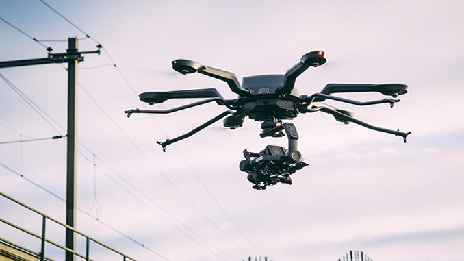 Acecore Technologies Introduces Noa Drone, The Persistent Heavy Lifting Hexacopter