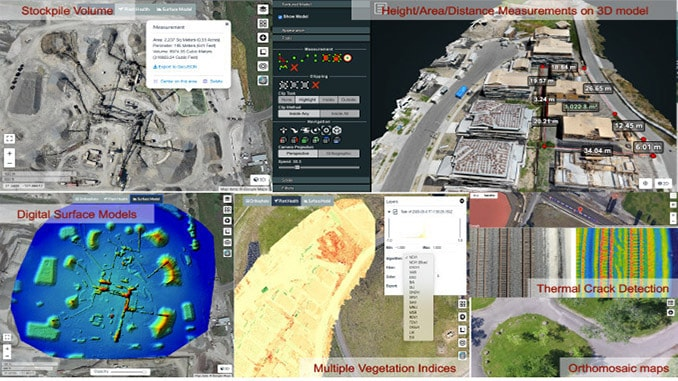 DroneInch Delivers Industry's Drone Automation Software that Enables Global Drone Missions
