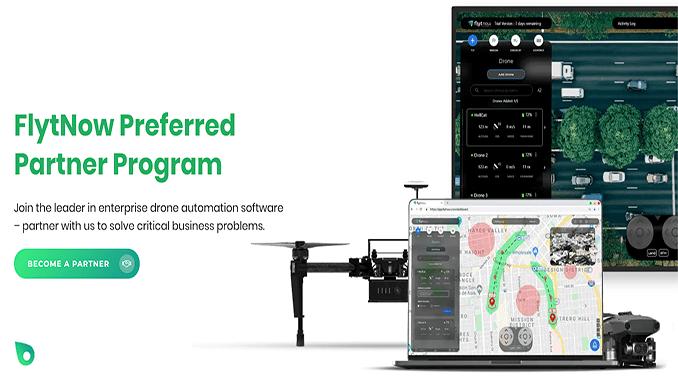 FlytNow Launches Preferred Partner Program for Drone Solution Providers
