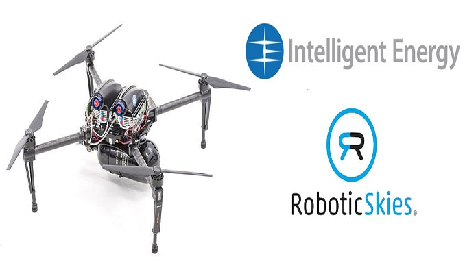Intelligent Energy Partners with Robotic Skies for Fuel Cell Products Support