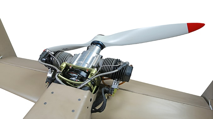 UAVOS Modified UAV-85 and UAV-70 Propulsion Systems For UAV