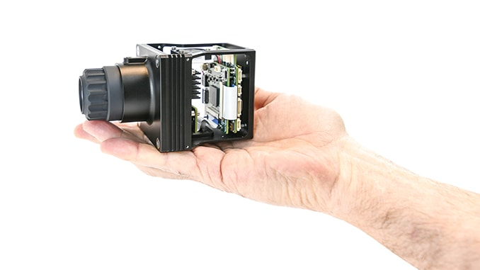 Sierra-Olympic Technologies Launches Flagship High Definition Thermal Camera