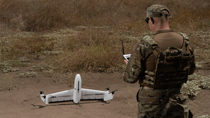 AeroVironment Unveils Quantix Recon, Unmanned Aircraft System for Defense Applications