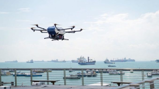 Airbus And M1 Limited Sign MoU For 5G Connectivity Trials For UAS