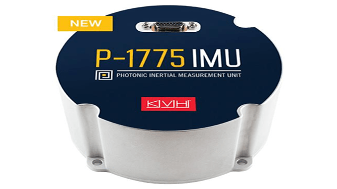 KVH Launches P-1775 IMU with Photonic Integrated Chip Technology