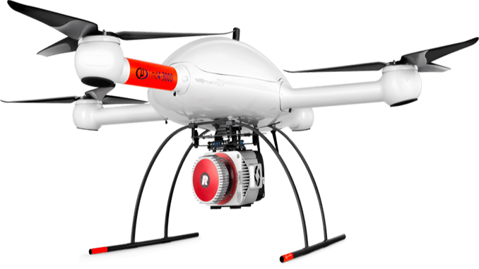 Microdrones Enters the Third Dimension with New Mapping and LiDAR Surveying Equipment