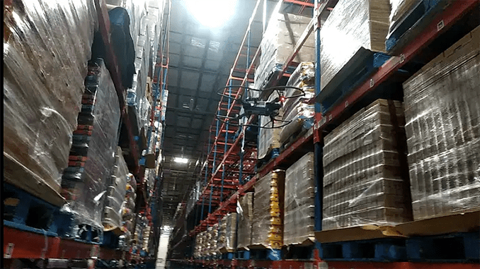 3PL-Provider Romark Logistics Automates Inventory Counts With Drones