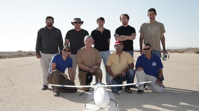 Israel's First 3D-printed UAV Takes To The Skies
