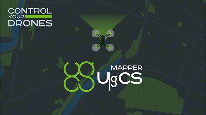 Free Webinar How to use UgCS Mapper - to Create 2D maps & elevation Offline!