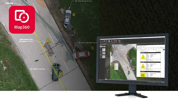Leica Geosystems Announces Latest Version Of Public Safety Software