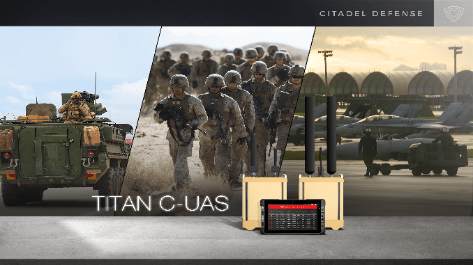 Citadel's New AI Software Makes Protection Against Small Drone Attacks More Affordable