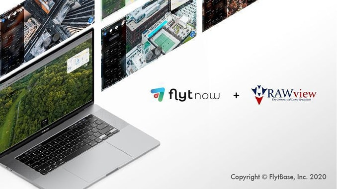 FlytBase announces Technology Alliance with RAWview for Turnkey Aerial Security Solutions in the UK