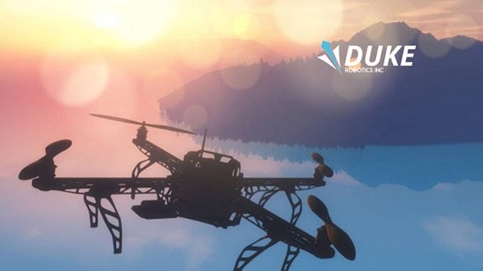 UAS Drone Corp. Completes Acquisition of Duke Robotics Inc.