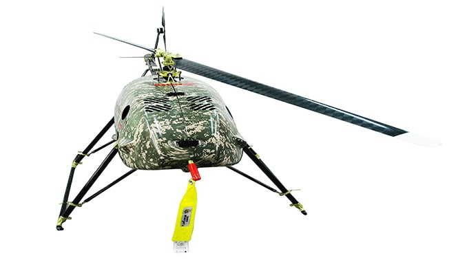 The UAVOS Company Has Successfully Tested High- Altitude Flight Of The UVH-170 Unmanned Helicopter