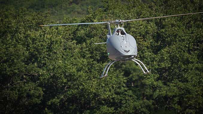 Airbus VSR700 VTOL UAV Prototype Performs First Autonomous Free Flight