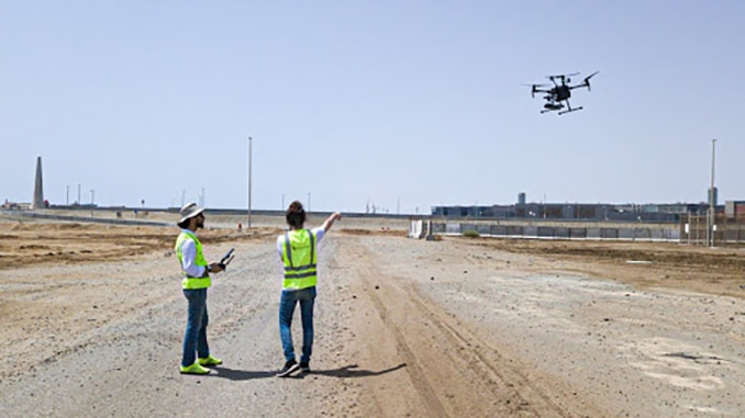 FlytBase & Firnas Aero to Provide Turnkey Solutions for Aerial Security Patrols in Saudi Arabia