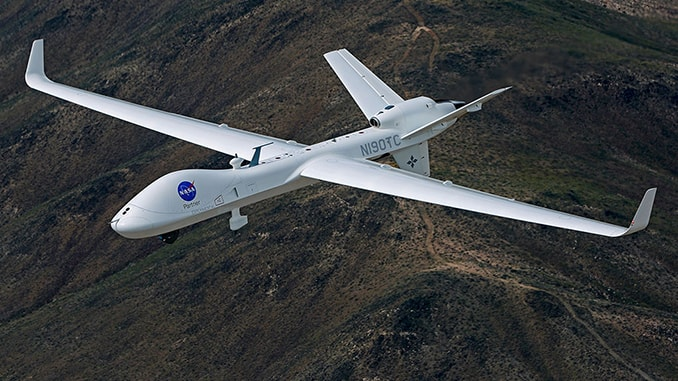 General Atomics Aeronautical Systems Conducts JCG's Validation Flight in Japan