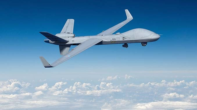 GA-ASI and UK MoD Sign Contract for Protector RPAS Production
