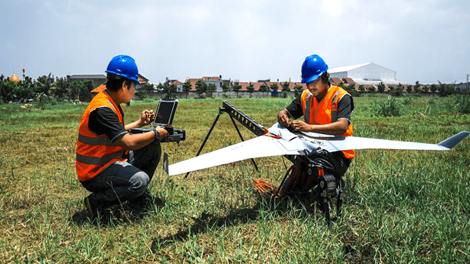 Terra Drone Indonesia Obtained the First Commercial BVLOS Permit in Indonesia