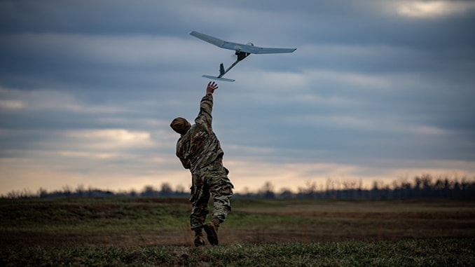 AeroVironment Receives $21 Million Initial Contract Option for Raven Radio Frequency Modifications